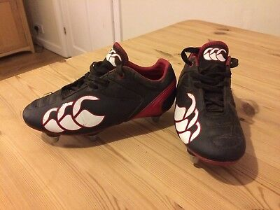 Children's Canterbury Rugby Boots.  Adult Size 3.
