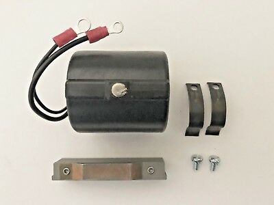 Wico X Magneto Coil with Coil Bar and Clamps - Coil Part Number 5-5011