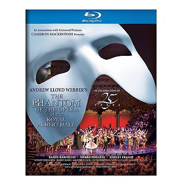 The Phantom of the Opera at the Royal Albert Hall [Blu-ray] New DVD! Ships Fast!