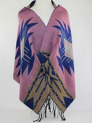Unbranded 100% Acrylic Scarf Wrap Multicolored