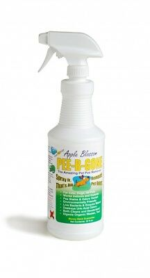 Pee-B-Gone Deodorizer All Pet Odor & Stain Remover Apple Blossom 32 oz.