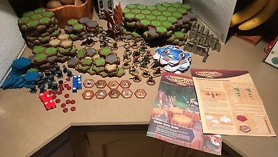 HEROSCAPE Rise of the Valkyrie Battle of All Time Master Game Set, 188 Pieces