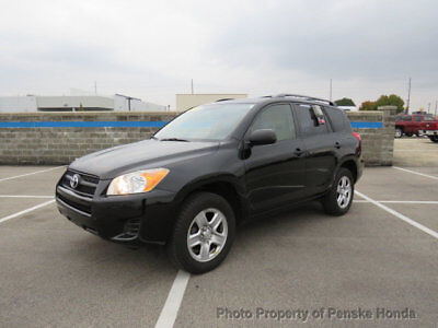 2009 Toyota RAV4 FWD 4dr 4-cyl 4-Speed Automatic