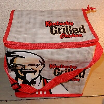 KFC Kentucky Grilled Chicken Insulated Hot Cold Foldable Cooler Bag