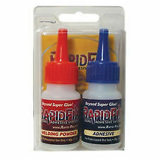 Rapid Fix 7121100 Dual Adhesive System 25 ml