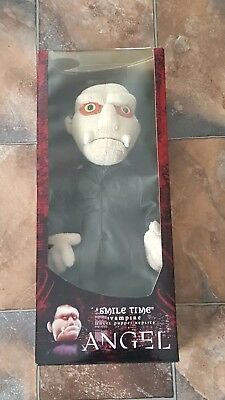 """Angel Smile Time Vampire Puppet - Official Plush Prop Replica 21"""" - New - Buffy"""