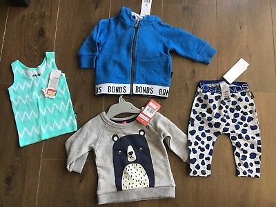 Baby Clothes New With Tags Bonds Sprout 000
