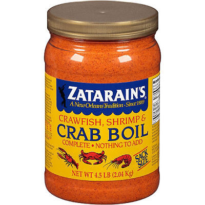 Zatarain's Crawfish, Shrimp and Crab Boil (4.5 lb.)