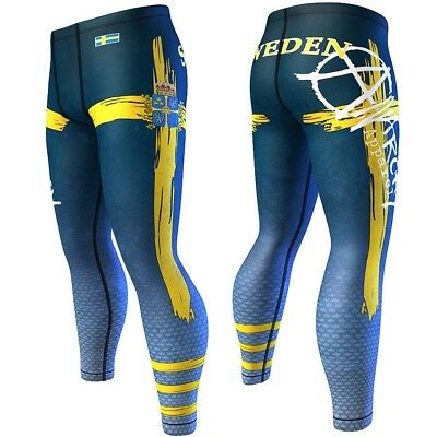 Anarchy Apparel Compression Pants, Legion, Spats, Hosen, Tights, MMA