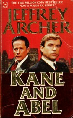 Coronet books: Kane and Abel by Jeffrey Archer (Paperback)