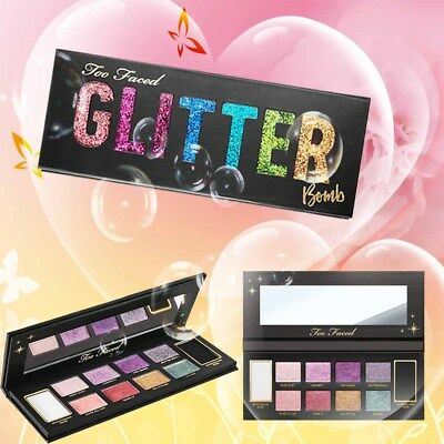 Makeup Eyeshadow Palette Glitter Bomb Cosmetic New in Box FREE SHIPPING