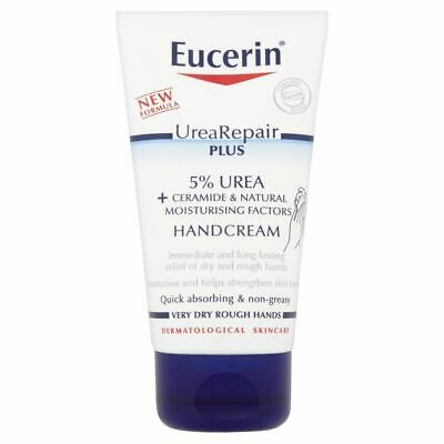 Eucerin Dry Skin Intensive Hand Cream 5% Urea with Lactate 75ml
