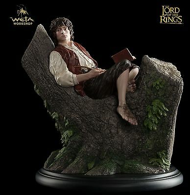 Lord of the Rings Frodo in Tree Mini Weta Cave LOTR - NOW