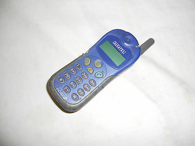 Vintage ALCATEL BE1 One Touch EASY Mobile Phone UNTESTED Retro GENUINE Clean