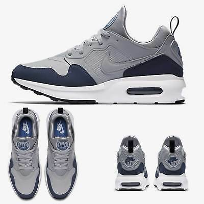 super cute 797c0 f1554 Scarpe Uomo Nike Air Max Prime Sl Colore Wolf Grey gym Blu