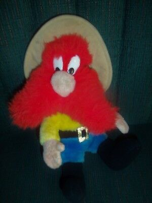 1988 Vintage Warner Brothers YOSEMITE SAM Looney Toons Mighty Star FREE SHIPPING