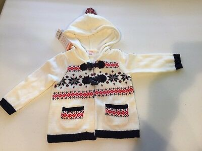 Gymboree Sweater Size 12 -18 months, NWT