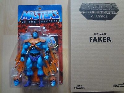 Masters of the Universe Ultimate - Faker - OVP