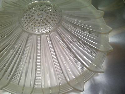 Art Deco Hanging Pendant Ceiling Light Fixture Sunflower Shade ((Shade Only!))