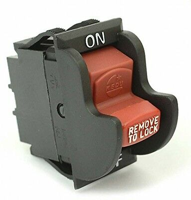 On/Off Toggle Switch 2 Terminals Table Saw Drill Press Delta 489105-00 1343759