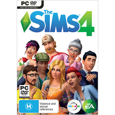 The Sims 4 - PC - BRAND NEW