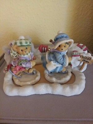 Cherished Teddies, It`s A Holiday on Ice