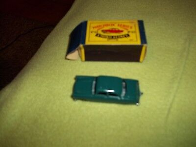 MATCHBOX SERIES NO.33 FORD ZEPHIR III A MOKO LESNEY PRODUCT in OVP