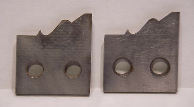 williams and hussey base molding cutters