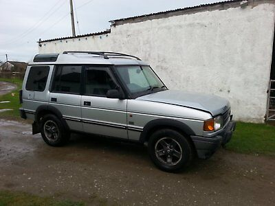 Land Rover Discovery 300Tdi ES Auto (spares or repair)