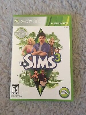 Xbox 360 : The Sims 3