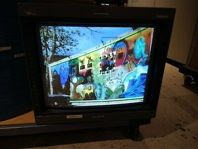 Sony PVM-20L5 High Definition Trinitron Color Monitor, 20 inch  SDI Input
