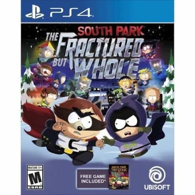South Park: The Fractured but Whole (Sony PlayStation 4, 2016) Eng/Fran