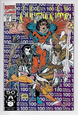 New Mutants #100 1st App of X-Force / 1st Printing / Liefeld (Marvel, 1991) NM-