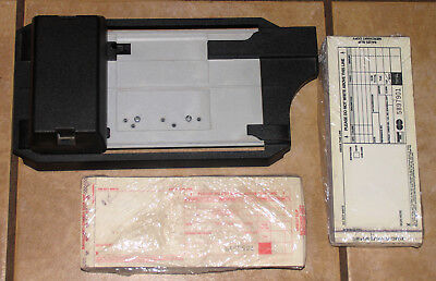 Bartizan Manual Credit Card Imprinter machine with blank forms