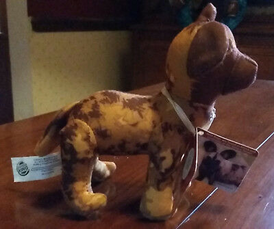 Burger King Endangered Species Collectible 'African Wild Dog' with tag