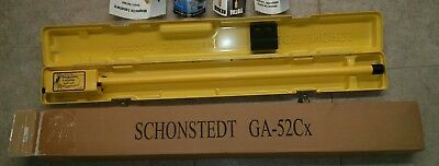 Schonstedt GA-52Cx underground magnetic locator detector - In box, barely used!