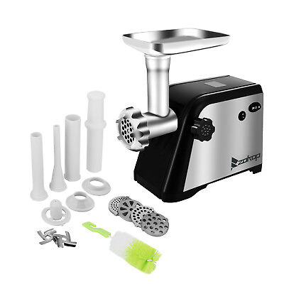 1300W Electric Meat Grinder Industrial Sausage Beef Hamburger Diy Food Cheap