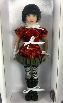"""Helen Kish **URBAN SONG** 14"""" Ball Jointed Doll LE of 300"""
