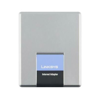 Linksys Unlocked SPA1001 VoIP Analog Telephone Adapter 1 Port FXS SIP VoIP
