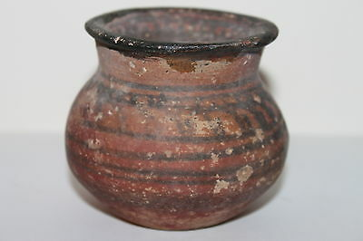 Ancient Indus Valley Pottery Vase 2800 1800 Bc Harappan