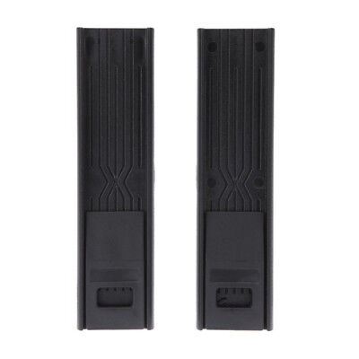 2pcs Reed Case for Clarinet Sax Saxophone Protect Holds 4 Reeds W2V6