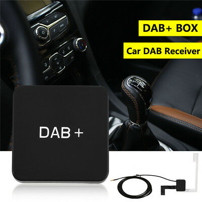 Car Digital Audio Broadcast DAB DAB+ Box Radio Receiver Adapter for Android CO