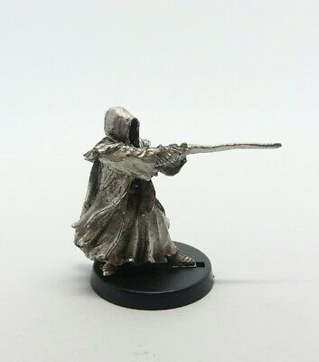 games workshop  Lord of the rings metal rare nazgul ring wraiths pose 1