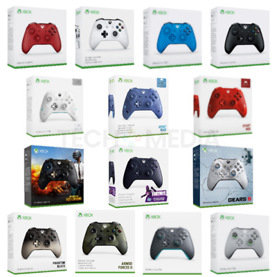 Official Microsoft Xbox One Wireless Controller 3.5Mm Jack - Brand New & Sealed