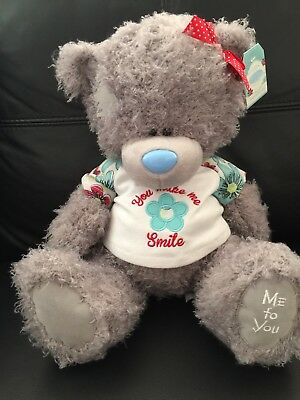 Tatty Teddy Me To You Bear With Blue Nose | Valentines Day Gift | Hawaii Theme