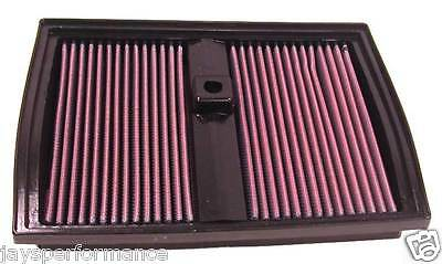 Kn Air Filter Replacement For Mercedes S600; 2001-2002