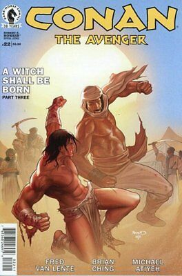 Conan The Avenger (Vol 1) #  22 Near Mint (NM) Dark Horse MODERN AGE COMICS