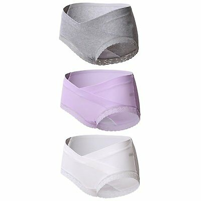 Maternity Panties Knickers, Topwhere Womens Cotton Briefs Lace Pregnancy Pants