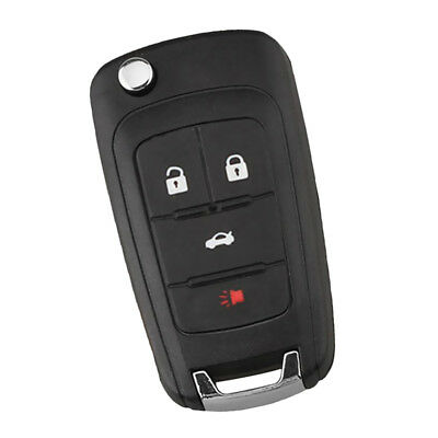Car Keyless Entry Remote Key Shell Case Fob 433MHz for Chevrolet  Sonic
