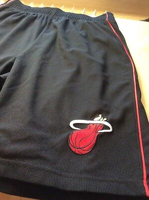 Reebok Trikot Hose, NBA, Miami Heat, XL